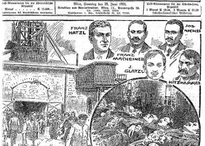 Kronen-Zeitung vom 29. Juni 1924