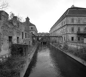 Papierfabrik Kleinneusiedl, um 1795