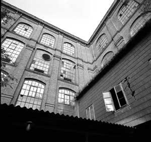 Fabriksgebäude