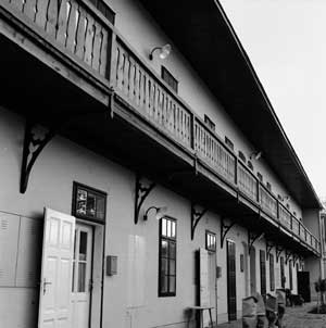Pawlatschenhäuser