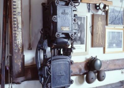 Schlagwettersicheres Grubentelefon von Siemens, 1939