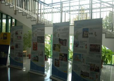 Juni 2011 war die Wanderausstellung in der Bezirkshauprmanschaft Baden ausgestellt
