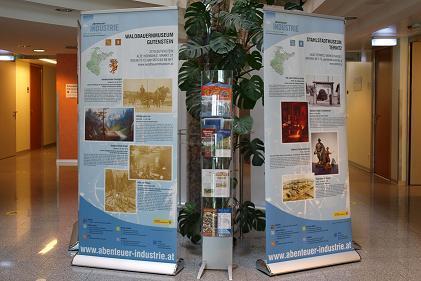 Vom 10. Mai bis 11. Juni waren sie in der BH Wr. Neustadt ausgestellt