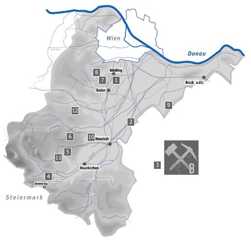 Zeitkarte_Bergbau_1900