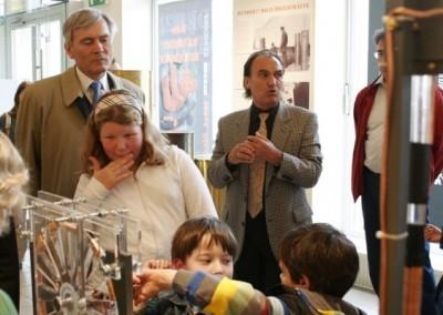 Besichtigung vom krupp stadt museum BERNDORF