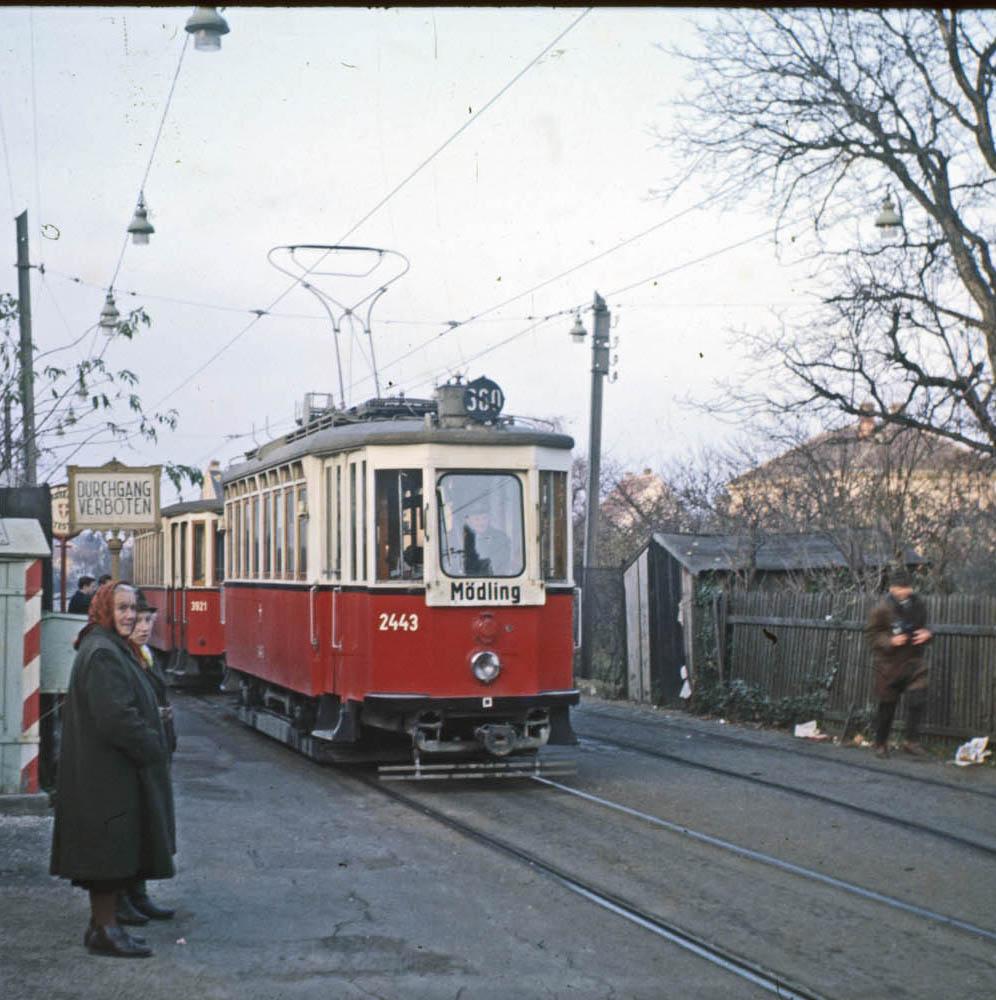 Strassenbahn Mödling