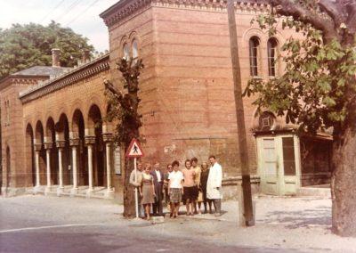 Bazar in den 1960er Jahren