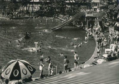 Thermalbad Bad Vöslau in den 1930er Jahren