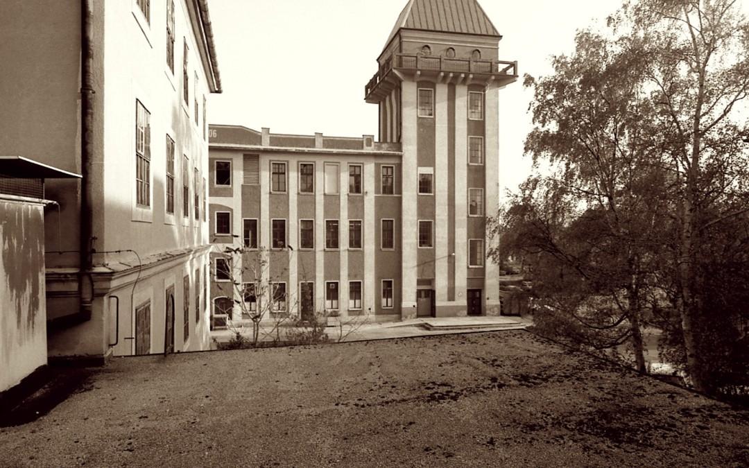 Baumwollspinnerei Teesdorf, 1803