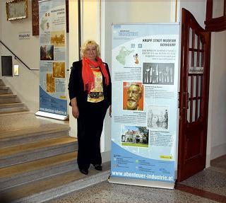 Die Rollups wurden das erste Mal in Berndorf am 21. März 2010 beim NÖ Museumstag präsentiert