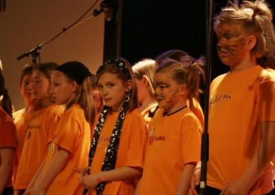Das neue MIA - MAUTZ Lied, wurde von den Kindern  der Musikschule Triestingtal präsentiert
