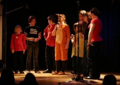 """Der neue """"abenteuer INDUSTRIE""""Film wurde von den Kindern der Theatergruppe Berndorf präsentiert"""