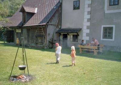 Ein erlebnisreicher Mia-Mautz Sonntag im WaldBauernMuseum