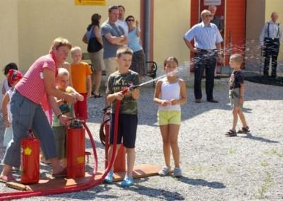 Feuer und Flamme Notruf 122 – Feuerwehr herbei – das kennt wohl jedes Kind.