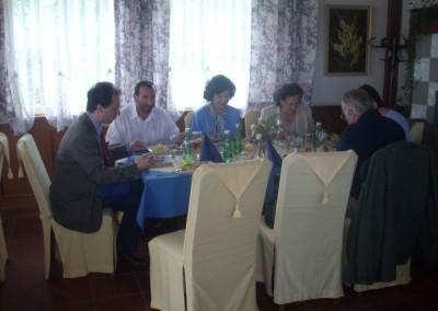 Das Mittagessen nahmen wir nach dem Museumsbesuch, im Gasthaus Lindenhof in Pernitz ein und wir hatten genügend Zeit, das vorzügliche Essen zu genießen