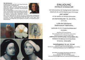 Ausstellung M. Schumacher